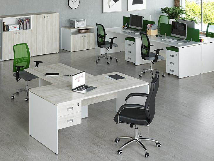 оптимальная рассадка в офисе