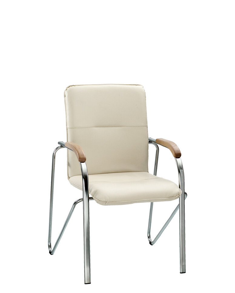 SAMBA chrome RU V кресло для посетителей