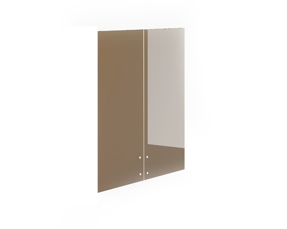 Форум  ЕС-51.0 792x5x1140 комплект дверей средних СТЕКЛО (2шт.)