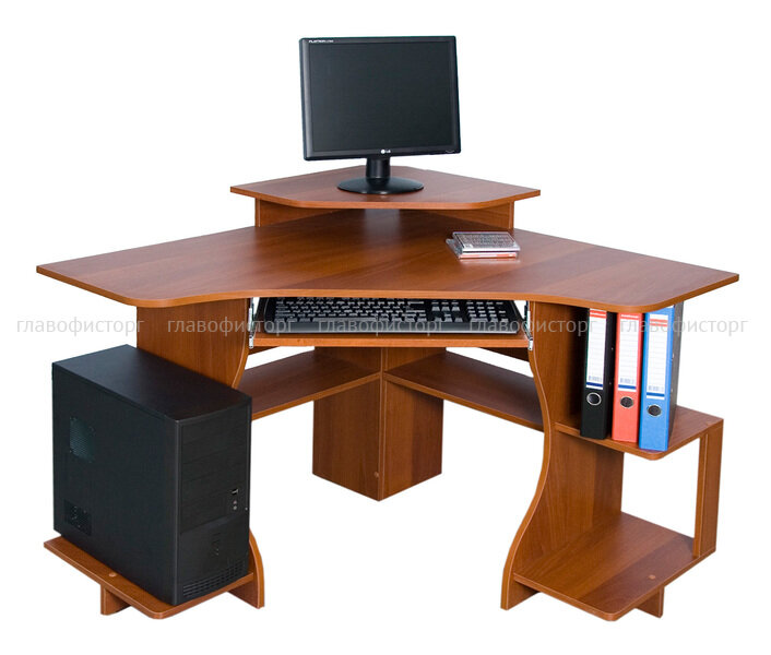 УКС-11 Стол компьютерный, 1000х1000х860h (угловой без надставки)