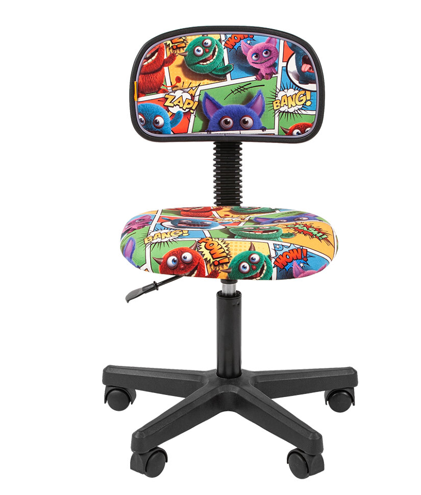 CHAIRMAN KIDS 101 BLACK кресло детское